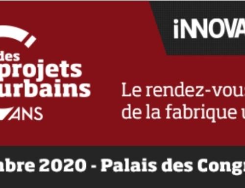 Focus dal #10 al #13 – 20° Forum des Projets Urbains