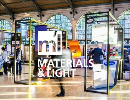 MATERIALS & LIGHT: IL SALONE DELLE SOLUZIONI INNOVATIVE PER L'ARCHITETTURA